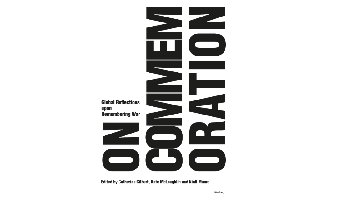 On Commemoration Book Cover