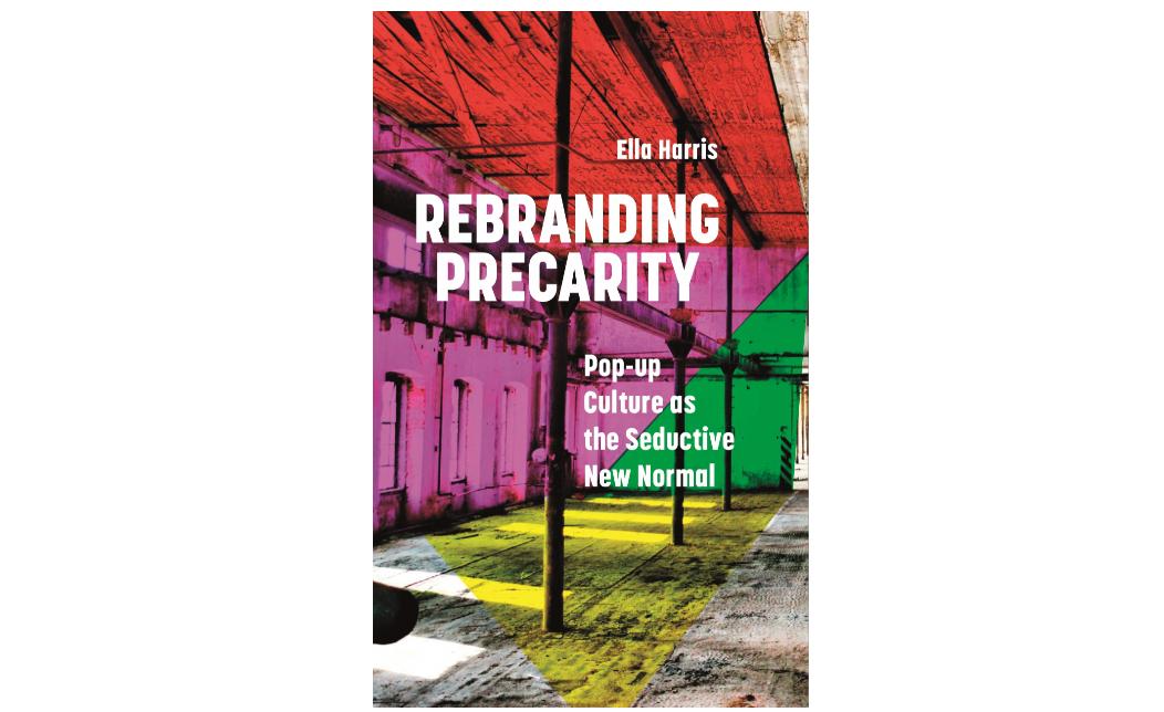 Rebranding Precarity book cover