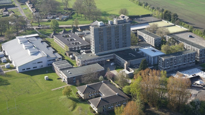 Wheatley Campus from above