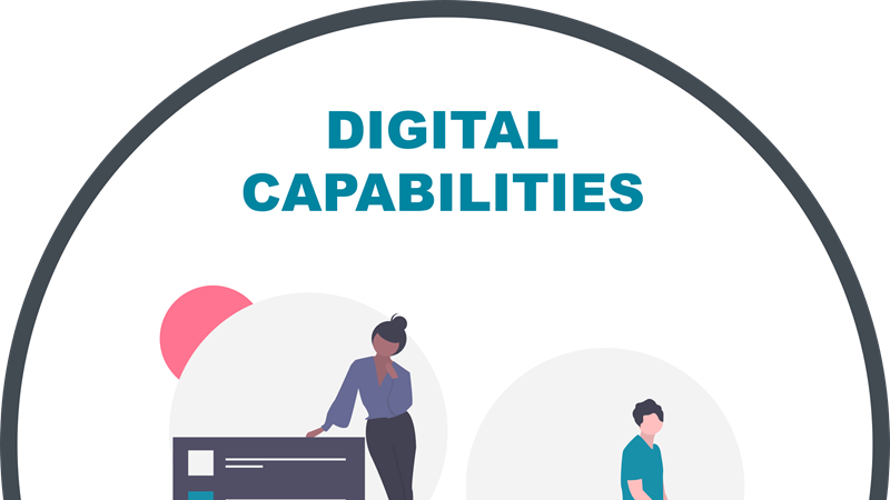 Digital Capabilities for Students logo