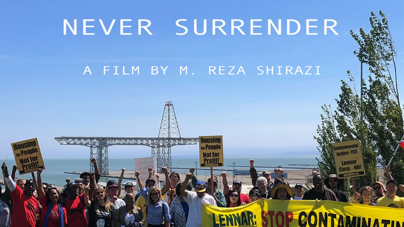 Never Surrender film screening and panel discussion