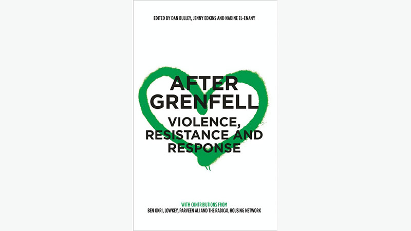 Book cover - After Grenfell: Violence, Resistance and Response