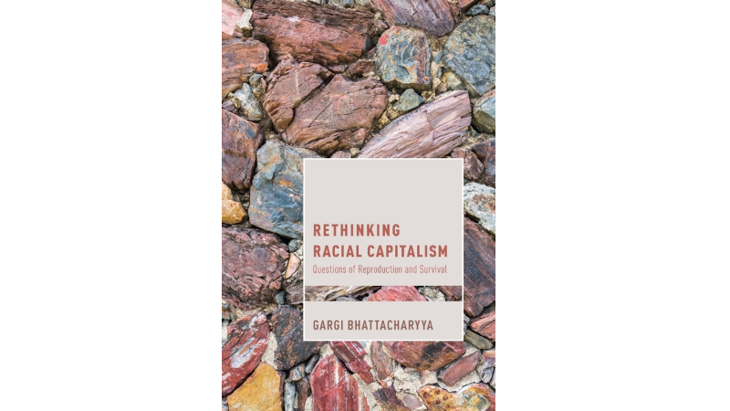 Rethinking Racial Capitalism book cover